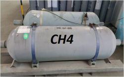 Высокая степень чистоты 99,999% метана, CH4 газа в целом продажи