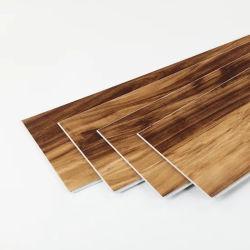 Meilleur verrouillage de sécurité Cliquez sur le liège Retour SPC WPC Planchers laminés de vinyle