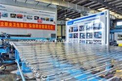 Los tubos de vacío con tres solares de capa de recubrimiento selectivo 58*1800