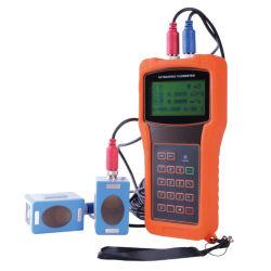 RS485/232 handbediend/Klem op de Ultrasone Meters van de Stroom voor het Vloeibare Gas van het Water