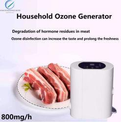 Sterilisator van het Fruit van de Ozonisator van de Machine van de Behandeling van het Water van het Afval van de Generator van het Ozon van de Zuiveringsinstallatie van de Lucht van het huishouden de Draagbare