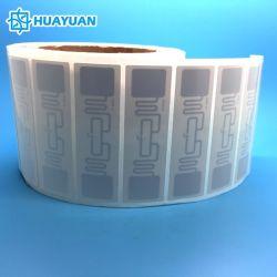 Haute Performance 860-960MHz Passive Alien H3 9662 inlay RFID UHF Rouleau de papier étiquette RFID UHF