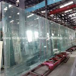 Vlak/gebogen gehard getemperd reflecterend glas voor glas van ramen/bouwglas Fabriek