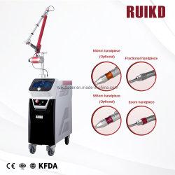 Laser YAG Q-switched Nd Remover machine à tatouer