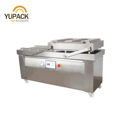 Dz600/2s máquina de embalaje al vacío de doble cámara/máquina de envasado al vacío/máquina de envasado al vacío