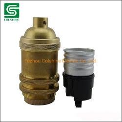 Tomada de Edison antigo E26 E27 Lampholder Industrial de metal do suporte da lâmpada