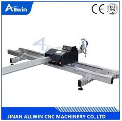 Beste Günstige Heiße Verkaufende Tragbare Schneidemaschine Stahl Platte Cutter Werk