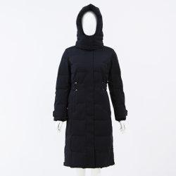 여성용 패션 퍼퍼 최신 겨울 디자인 스타일 다운 재킷 고품질 롱 코트