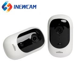Digital Ai 2-way Audio أشعة تحت الحمراء الإصدار الليلي بتقنية LED تعمل بالطاقة الشمسية كاميرا WiFi للمراقبة عن بُعد