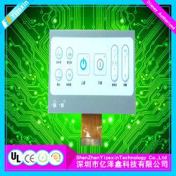 Лучшее качество водонепроницаемый тип мембранная клавиатура компьютера с помощью мембранного переключателя