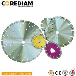 Diamond a lâmina da serra para corte de concreto /soldada a laser Diamond Disco de Corte/ferramentas de diamante/ferramentas de corte