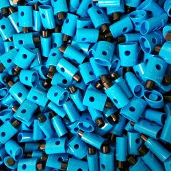 Het plastic Plastiek van de Douane van de Delen van de Injectie