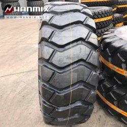 Rueda de empuje de la pala cargadora de ruedas E3l3 de neumáticos radiales de carretera de Hanmix OTR Radial 17.5r25 20.5r25 23.5r25 (A) 26.5r25 29.5r25/29 pala de ruedas Neumático OTR