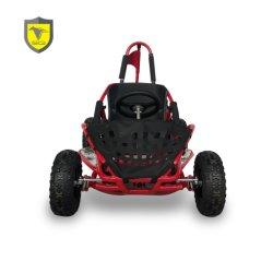 Pedal de todoterreno eléctrico Go Kart o Buggy