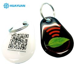 El código QR pritning PVC NTAG programable213 NTAG216 RFID etiqueta epoxi NFC