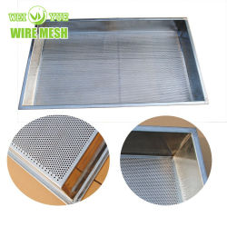 Hochwertige Perforierte Metallplatte / Stahlplatte / Blech
