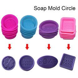 Stampo per sapone in silicone DIY multifunzione sapone fatto a mano per la produzione di stampi a candela
