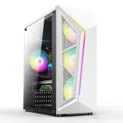O novo modelo de venda quente/Argb RGB LED branco caso de jogos