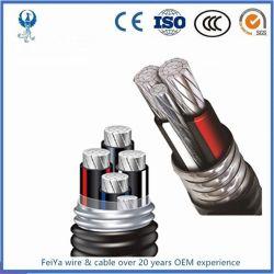 CSA 인증 알루미늄 도체 Xhw/Xhw-2 금속 클래드 케이블 유형 MC 케이블