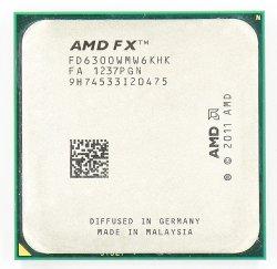 AMD Fx 6300 Am3+ 3.5GHz/8MB/95W 6 코어 CPU 처리기