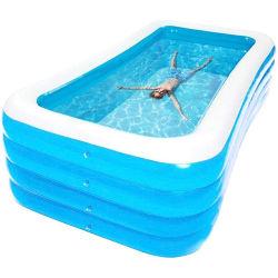 Hot Vente de matériel de piscine gonflable en PVC pour les enfants