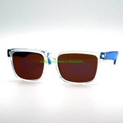 2116A01 Venda quente bons óculos de sol de design da estrutura Polycarnate Lente PC desportos ao ar livre óculos de segurança para homens e mulheres