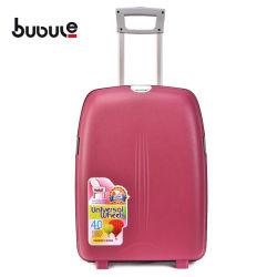 Bubule 18'' Mala trolley com rodas homens Bloqueio de viagem bagagem de embalagem