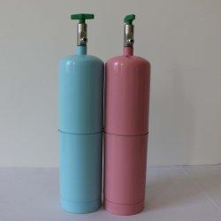 1L pequeña botella de gas helio desechable de cilindro pequeño tanque de helio de helio