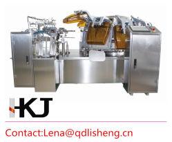 De roterende VacuümMachine van de Verpakking met 10 Luchtledige kamers