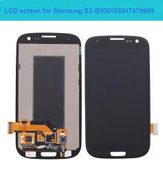 SamsungギャラクシーS3/S2/S1/S3miniのためのLCD表示のタッチ画面
