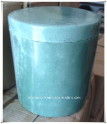 Marbre vert pour les urnes funéraires Petites urnes Urnes funéraires Urnes de crémation dans le cimetière