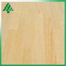 Pino unito della barretta/MDF di gomma dell'impiallacciatura 18mm canfora/di legno per la decorazione