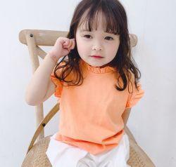 소녀 한국 작풍 t-셔츠 도매 아기 셔츠