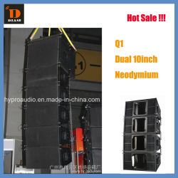 Professional Sound, système de line array, baie de ligne audio (Q1)