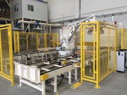 Автоматический робот ABB штабелируя машину Palletizer с затяжелителем рукоятки