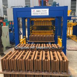 Мониторинг интервала QT5-15 полностью автоматическая блокировка Curbstone конкретные асфальтирование полый цемента из кирпича на заводе машина для формовки бетонных блоков/производителя/предлагает/поставщика в Китае