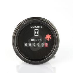 مقاييس الساعات العالمية 52 مم مقياس الساعات للشاحنة مقياس الساعات 12/24 فولت