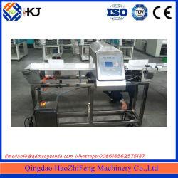 Alimentos automática detector de metales (Fabricante)