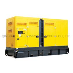 Tipo silenzioso portatile gruppo elettrogeno del motore della Cina Weichai diesel insonorizzato automatico del generatore di potere dei sistemi di protezione di Genset con la garanzia
