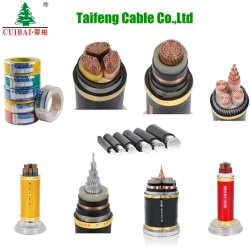 XLPE 화재 저항하는 Proof 프레임 지연제 유연한 Copper Conductor PVC Insulated Aluminum Foil Shield Braid Control Cables Power Cable Electric/Electrical Wire