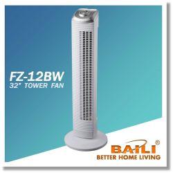 Accueil 32 pouces de tour électrique avec l'argent capot supérieur du ventilateur