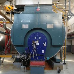 De wasserij gebruikte de Horizontale Verwarmer van het Water van het Gas met Ce- Certificaat
