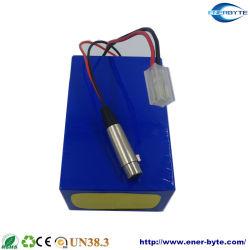 Pacchetto 60V 15ah della batteria del motorino LiFePO4 di E-Motor/