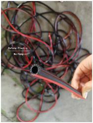 Haute précision en PVC souple noir Tuyau flexible d'air/