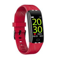 À prova de Rastreador de Fitness Sport Vigilância inteligente para Homens, mulheres e crianças Red Z21-Vermelho