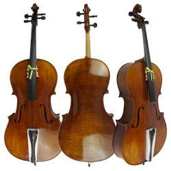 Handgemachte Öl-europäische Material-professionelles festes Cello