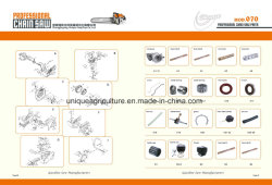 070 piezas de repuesto de sierra de cadena