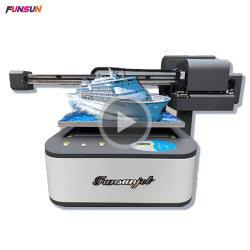 A1 Funsunjet jet d'encre UV imprimante cartes plastiques