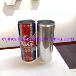 La Chine 250ml canettes en aluminium pour le vin à l'emballage