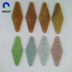 Tom de cor cintilante a folha de acrílico vidro orgânico Perspex